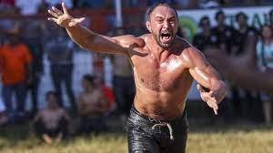 Ali Gürbüz boyu ve kilosu kaç? Ali Gürbüz kimdir, kaç yaşında? Kırkpınar'da  finale yükseldi