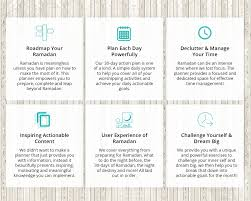 Daily Checklist Planner Projects Sold Out Ramadan Legacy Planner Pre Order For