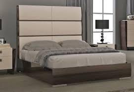 Best High Headboard Beds Renaissance High Headboard Modern Bed Collection