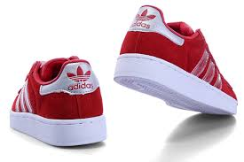 adidas shoes 2016 for men red. buy adidas superstar classical insert suede shoes women \u0026 men red ph49004 duf_92327 2016 for e