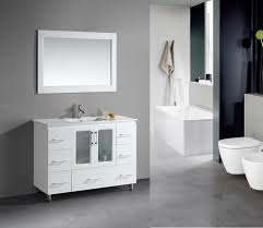 Bathroom Cabinet Tower Mesmerizing Bathroom Vanity Sets Home Design Ideas Ibuwecom