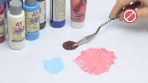 how to make purple paint 12 steps