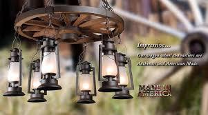 rustic kitchen island lighting wagon wheel chandeliers