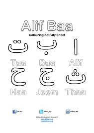 Learning arabic letters should be as easy and fun as it is to learn letters of any other alphabet. Alif Baa App To Help Children Learn The Arabic Alphabet In The Playroom Alphabet Coloring Pages Alphabet Coloring Arabic Alphabet For Kids