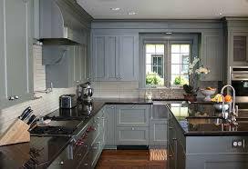 light grey kitchen cabinets design