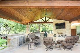 covered outdoor kitchen ideas for year