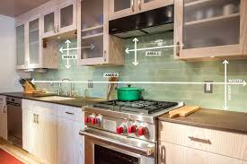 stove tile backsplash how to measure your kitchen how to measure your  kitchen all kitchen drawing