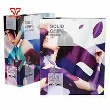 C Color Chart 2 Books Usa Original Pantone Gp1606n C U Paint Colour Chart