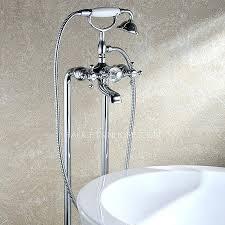 freestanding bathtub faucet tubs faucets