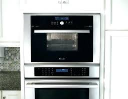 27 inch double wall oven electric thermador 27 inch double oven double wall oven vs wall
