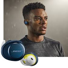 bose truly wireless earbuds. these earbuds aren\u0027t afraid of sweat or rain\u2014and now a little weather can\u0027t be an excuse to skip workout. bose truly wireless e