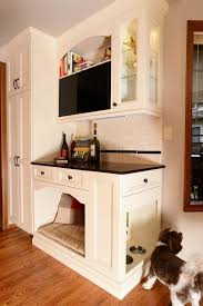 furniture dog bed. 15 diy dog bed ideas including this kitchen cabinet furniture