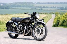 prototype 1948 series b vincent black
