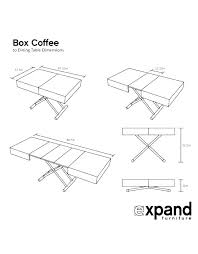coffee table sizes amazing average coffee table size end height measurements lac standard square coffee table