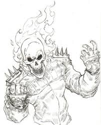 ghost rider coloring pages 2 rider coloring pages on ghost rider coloring