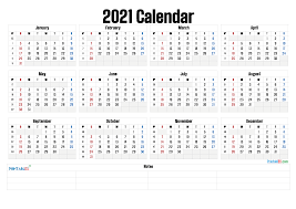 High resolution image and pdf file format are avaiable. Printable 2021 Yearly Calendar With Week Numbers 21ytw161 Free Printable Calendar Templates Yearly Calendar Template Calendar With Week Numbers