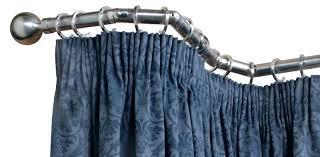 bay curtain pole bay pole room set bay window curtain pole suitable for eyelet curtains