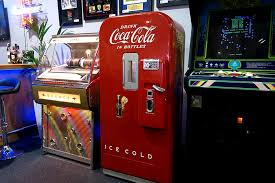 Vending Machine For Home Use Best Coca Cola Vending Machine Vendo 48 Home Leisure Direct