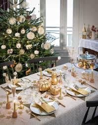 Déco de table de Noël facile et pas chère : 8 idées en or : Femme ...