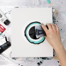 techniques for acrylic pour painting