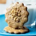 autumn maple cutout cookies