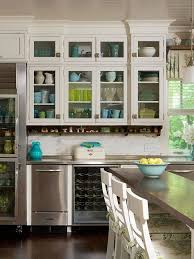 Glass In Kitchen Cabinet Doors Simple 48 Gorgeous Kitchen Cabinets For An Elegant Interior Decor Part 48