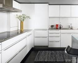 all white kitchen designs. 40 Best White Kitchens Design Ideas - Pictures Of Kitchen Decor ELLEDecor.com All Designs