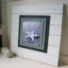 extra white distressed plank frame for 8 8 large white frame