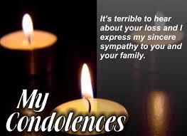 A Condolence Message Ecard. Free Sympathy & Condolences Ecards | 123 ...