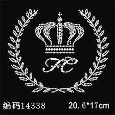 Detail Feedback Questions about <b>2pc</b>/lot <b>Crown</b> Rhinestones iron ...
