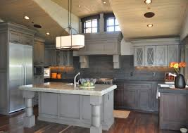marvelous design grey wood cabinets weathered gray kitchen cabinetry