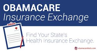 Obamacare Health Insurance Exchange