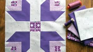 Fireworks Quilt Block Pattern. – Decorama & Free Quilt Block Patterns (Dutch Treat Quilt) Adamdwight.com