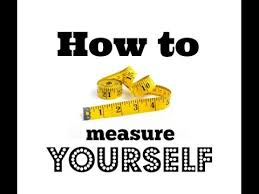 Beachbody Body Measurement Chart How To Measure Yourself And Track It For The 21 Day Fix Youtube