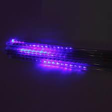Diy Meteor Shower Lights Us 16 12 50cm Diy Led Meteor Shower Rain Tube Lights Outdoor Landscape Lighting Garlands Smd Tree Road Wedding Lamps In Lighting Strings From Lights