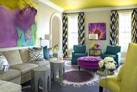 purple and grey living room curtains yellow and purple living room black and white chevron curtains purple and grey living room