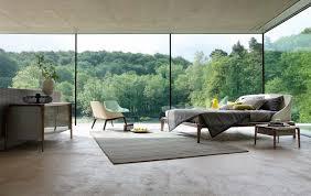 Modern And Futuristic Interior Room Design With Natural Stone Nature Room Design