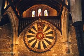 the round table at winchester castle