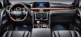 2018 lexus interior. brilliant lexus 2018 lexus lx v8 interior design images with lexus interior