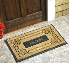 outdoor front door matsFront Door Mats Outdoor Personalized Funny Ts Mat Retro Fun Shoes
