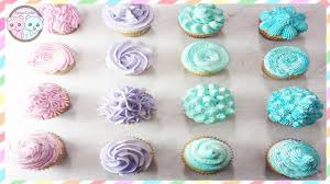 18 Cupcake Designs Ideas Cupcake Lovers Day Youtube