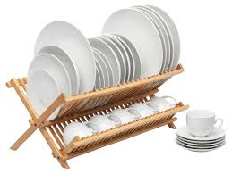 0034283 97086 inuse1l home design wooden drying rack picture of helen s asian kitchen bamboo foldable