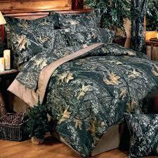 realtree bedding set boys camouflage bedding full