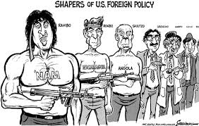 Image result for AMERICAN RAMBO CARTOON