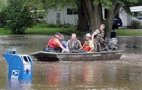 No. 2: Heavy summer rains make way for fall flooding | Local News ...
