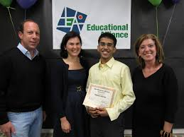 teens receive prestigious scholarships the lo down news from photo 1 allan morrow scholarship ine