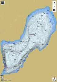 Lake Magog Fishing Map Ca_bc_lake_magog_193369