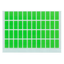 Avery 44543 Light Green Block Colour Labels 19 X 42 Mm 240 Pack