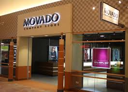 movado company store great lakes crossing outlets movado company store store front