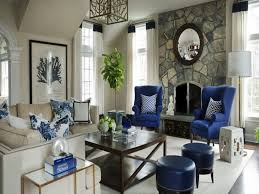 navy blue and white living room decor navy blue and cream living room ideas on neutral